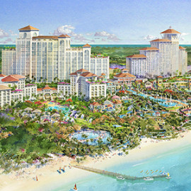 Baha Mar Resort Signs Energy Services Agreement with OTE Corporation