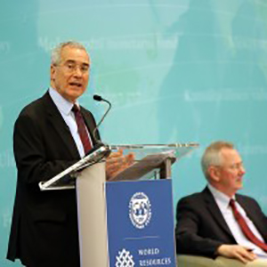 Lord Stern calls for Urgent Action on Carbon Budgets