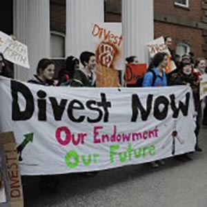 Fossil Fuel Divestment Campaign Cranks Up Pressure on Companies