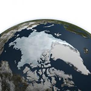 Greenhouse Gases Push Arctic Temperatures to Levels Last Seen 44,000 Years Ago