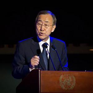 Tackling Climate Change: UN Secretary Calls for Increased Investments