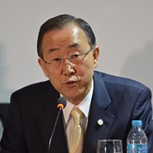 "U.N. Secretary-General: ""Climate Finance lies at the Heart of Tackling Climate Change"""