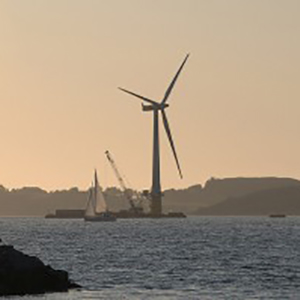 New Japanese Floating Wind Turbine Brings Clean Energy to Fukushima