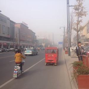 Eight Chinese Cities Fined for Dangerous Air Pollution Levels