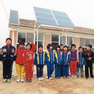 China: 80% Clean Energy Possible by 2050