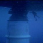 Underwater OTEC pipe