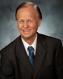 <center> Ted Johnson, PhD </center>