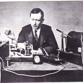 The Birth of Guglielmo Marconi