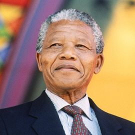 Mandela Sworn Elected First Black President