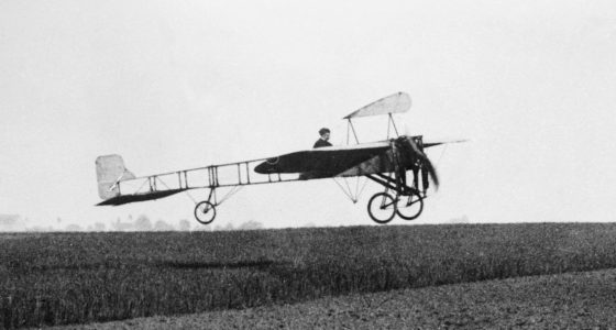 On This Day In History: The 1st International Overseas Flight Was Achieved