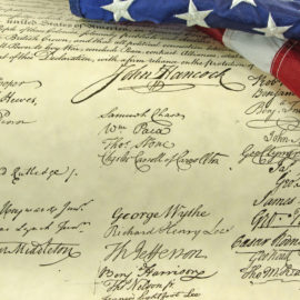 This Day In History: The First Reading of the Declaration of Independence