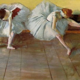 On This Day In History: Degas Was Born