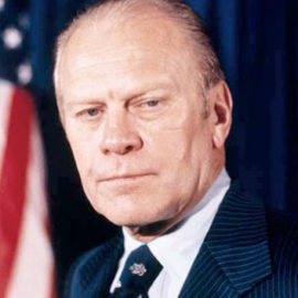 This Day In History: President Ford was Born