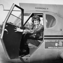 This Day In History: Amelia Earhart was Born