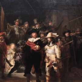 This Day In History: Rembrandt Van Rijn was born