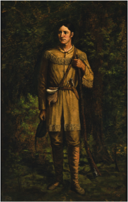 On This Day: Davy Crockett Was Born