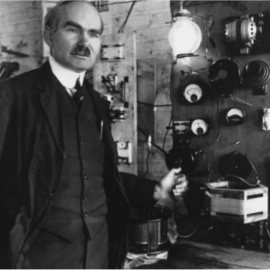 On This Day: Inventor Lee De Forest Was Born