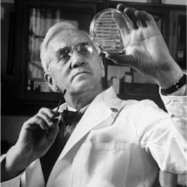 On This Day: Penicillin discoverer Alexander Fleming was born