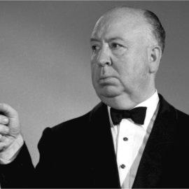 On This Day: Alfred Hitchcock was Born