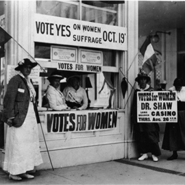 On This Day: The 19th Amendment to the U.S. Constitution was Ratified