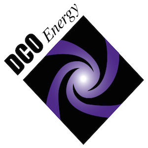DCO energy logo