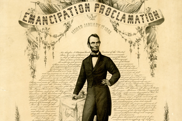 An overview of the united states president abraham lincolns emancipation proclamation in 1863