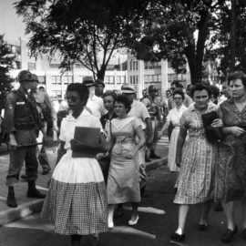On This Day: Little Rock Integration