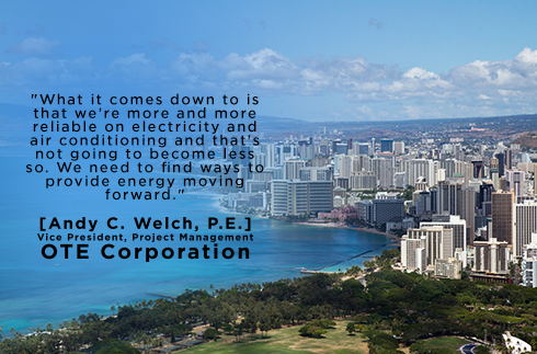 andy welch quote honolulu