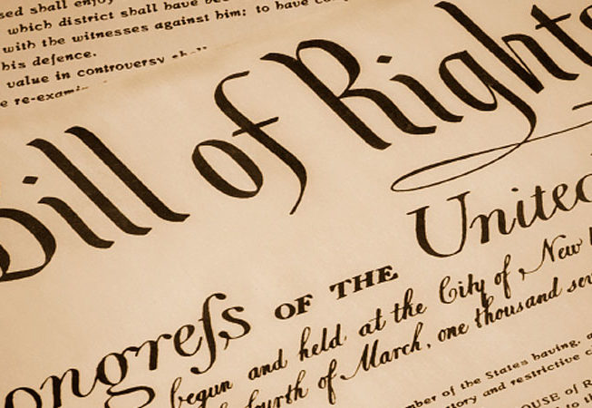 bill of rights thesis statement The bill of rights is the first ten amendments to the united states constitution proposed following the often bitter 1787-88 battle over ratification of the us.