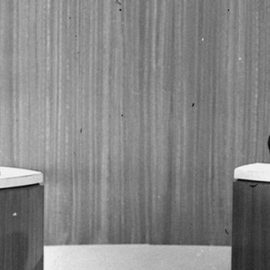 On This Day: The First Televised Presidential Debate Took Place