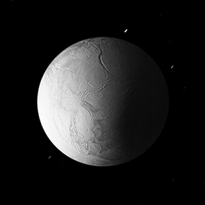 NASA's Cassini Probe Will Sample an Alien Ocean on Saturn's Moon Enceladus