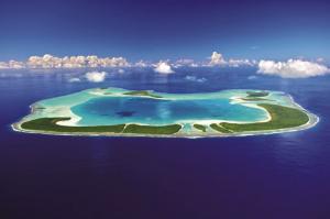 Marlon Brando's Tahiti island