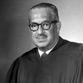 On This Day: Thurgood Marshall Became the First African American Justice in the Supreme Court