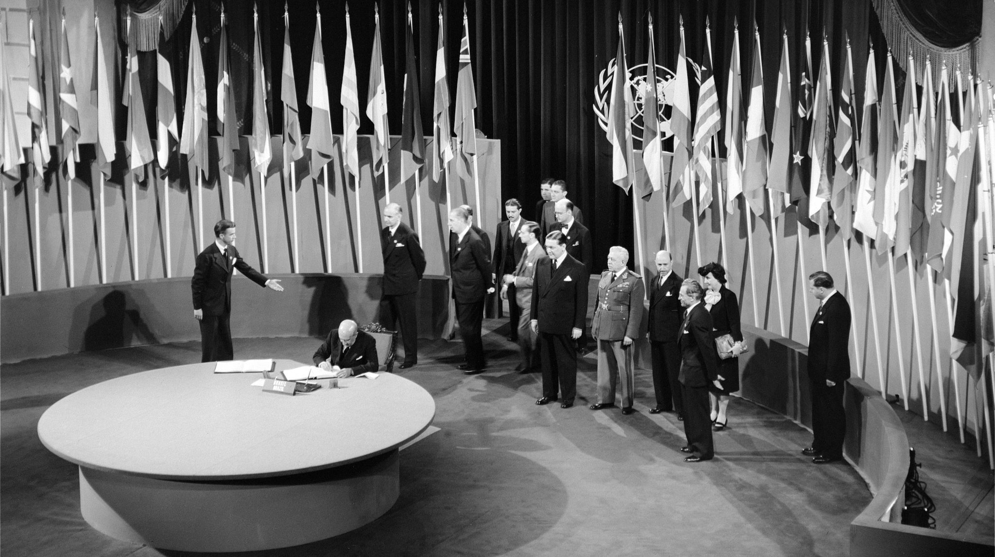 a history of the universal declaration of human rights signed after the world war ii The united states and modern human rights: a brief history the united states has a mixed record on human rights despite early leadership on human rights during the 20th century, the united states, unlike many other nations around the world, has not ratified most of the major human rights treaties.