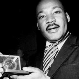 On This Day: Dr. Martin Luther King, Jr. Receives the Nobel Peace Prize
