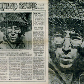 On This Day: The 1st Issue of Rolling Stone is Published