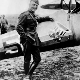 On This Day: Eddie Rickenbacker was Born