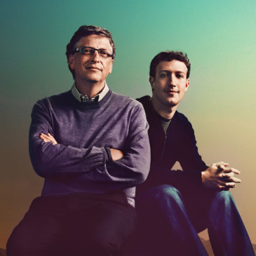 Tech Billionaires Team Up to Take On Climate Change