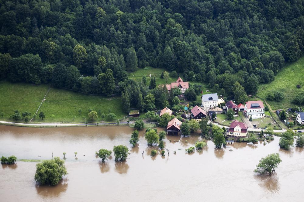 Elbe flood