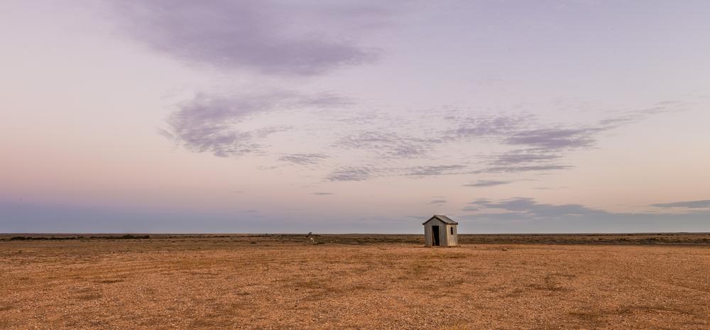 shed near Marree Australia