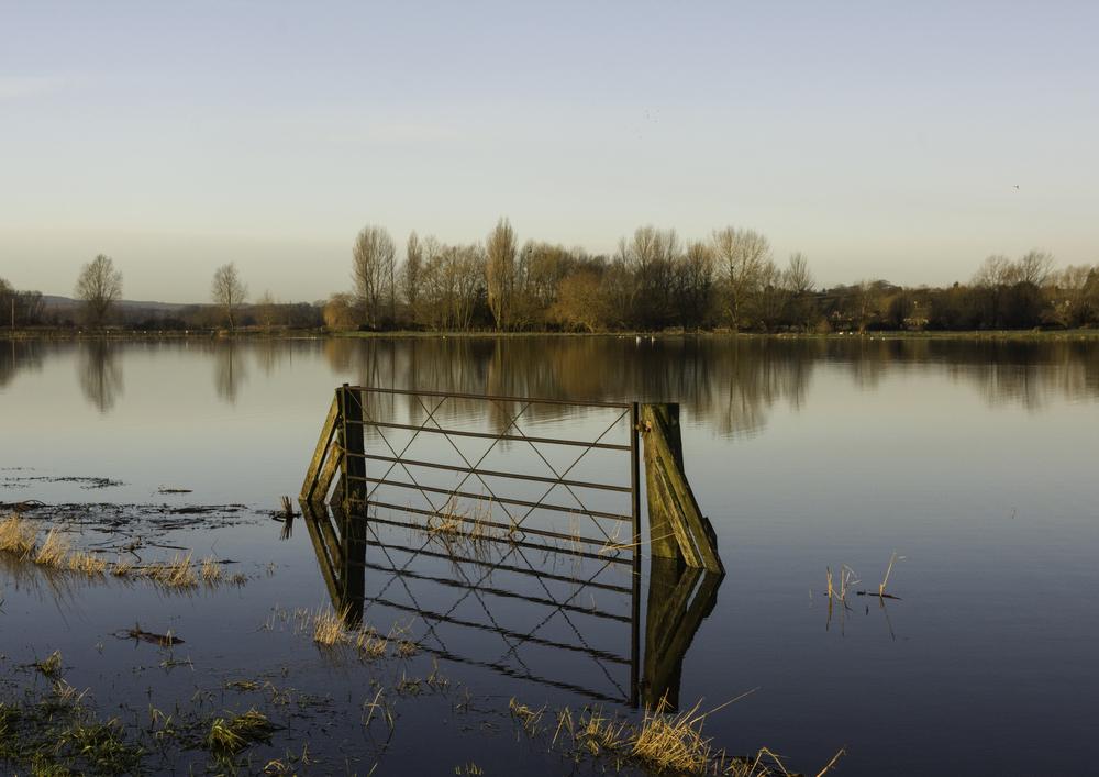 Somerset UK flood