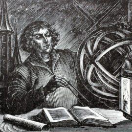 Birthday: Nicolaus Copernicus Was Born