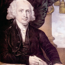 On This Day: Founding Father James Madison Was Born
