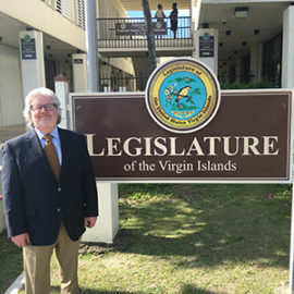 OTE Corp. Meets With USVI Legislature