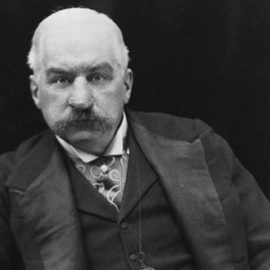 The Birth of J.P. Morgan