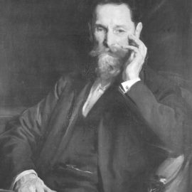 The Birthday of Joseph Pulitzer