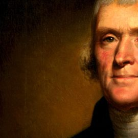 The Birth of Thomas Jefferson
