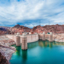 This Day In History: Construction of the Hoover Dam Began