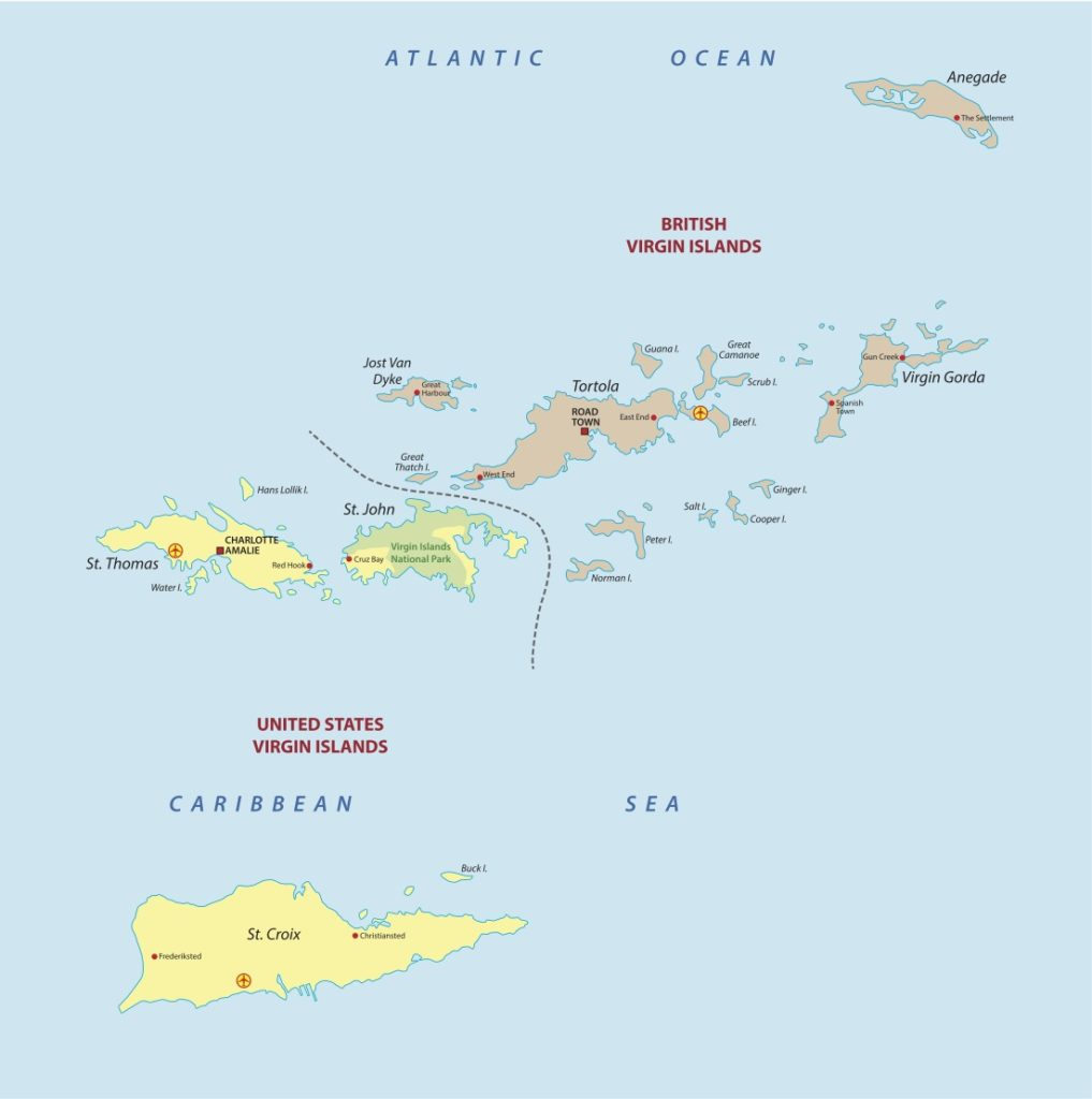 Grey water recycle virgin islands