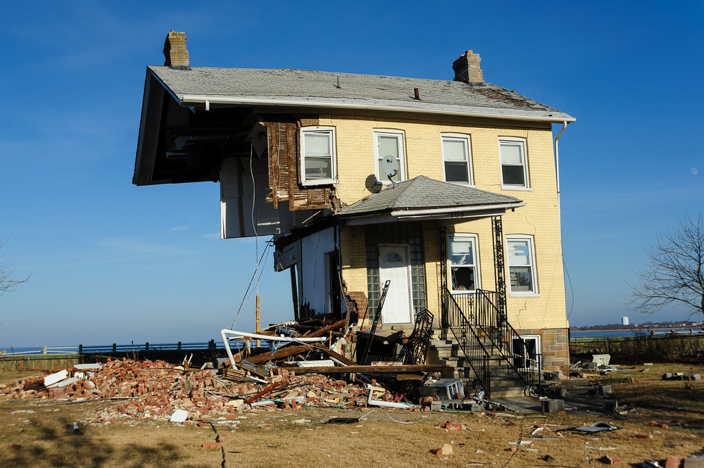 half house superstorm hurricane sandy